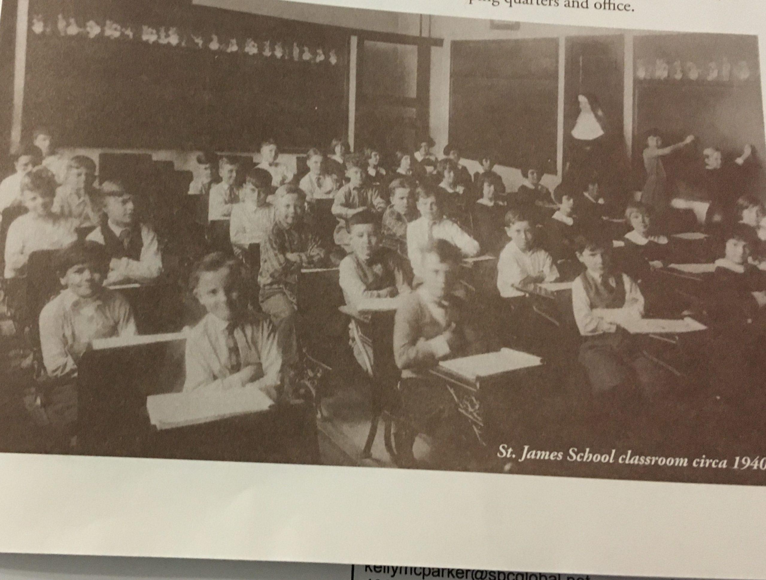 St James School 1940