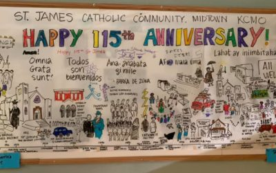 115th Anniversary by Pat Marrin